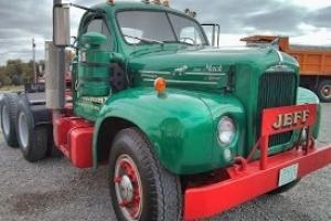 Mac 1961 B-61 Tandem Axle Truck
