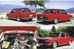1972 Datsun 510 2door Classic California Import