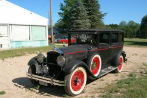 1929 Packard Model 626