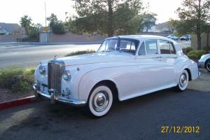 1957 Bentley S-1 Classic and Beautiful