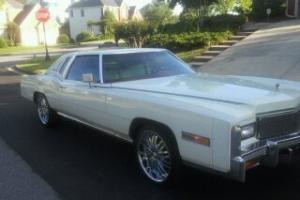 Classic Cadillac Eldorado Biarritz Classic