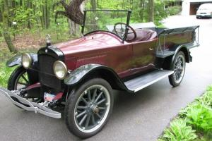 1922 Hupmobile Roadster Pickup
