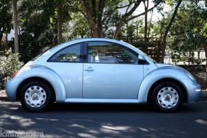 Volkswagen Beetle 1 6 2003 3D Hatchback 5 SP Manual 1 6L Multi Point in Moreton, QLD