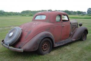 1935 Chrysler Business Coupe !!