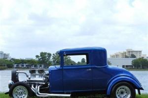 Hot Rod V8 Power ! Extremely Fast ! Low Miles 2 dr Coupe Gasoline Blue