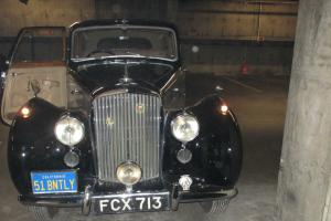 1951 Bentley Mk VI RHD Photo