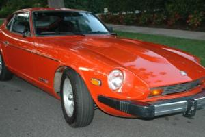 AWESOME RUST FREE 280Z 280 Z Classic EXCELLENT Condition Collector Trade Photo
