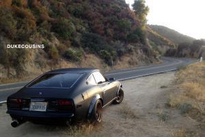 1978 Datsun 280 Fairlady Z Nissan Drift Race Rocky Auto Carbon Fiber