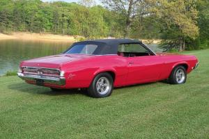 1969 COUGAR CONVERTIBLE   FULL RESTORATION  MUST SELL Photo