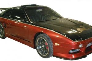 1989 Nissan 240 SX Custom Ground-up Restoration (Set up to Drift)