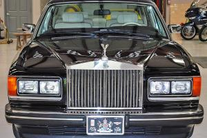 1989 Rolls Royce Silver Spur Photo