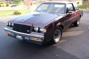 1987 Buick Regal Turbo Type T  62,270 ORIGINAL MILES  1 Owner