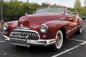 1948 Buick Special Convertible - Show Ready!