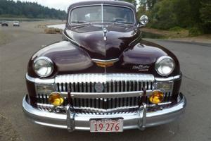 1948 Desoto Deluxe Wonderful Original, One Repaint, Low Mile Car 30K Miles