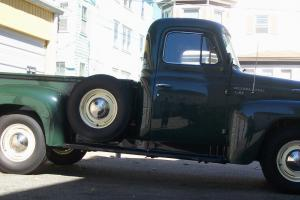 1951 International L112 Pickup