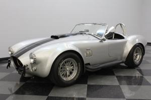 SUPERFORMANCE COBRA, FORD RACING 351 V8, FULL TOP, ONLY 2,800 MILES SINCE BUILT!