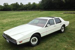 1983 Aston Martin Lagonda Sedan 4-Door 5.3L
