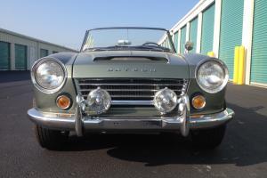 Datsun 1600 Roadster - 1967 - beautiful classic