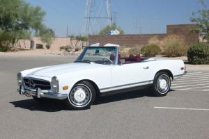 1970 Mercedes Benz 280SL Pagoda-Incoming Inventory! Call for Details