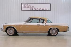 1956 Studebaker Golden Hawk -3 Speed Manual 2-Door Coupe Photo