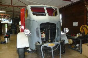 1936 AutoCar Cabover (Rare) Suicide Doors!!!