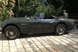 1967 Austin-Healey 3000 MKIII BJ8