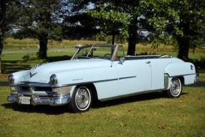 1951 Chrysler New Yorker Convertible with 331 Hemi