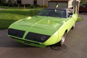 """1970 Plymouth Road Runner Superbird   """" a true superbird numbers matching"""""""