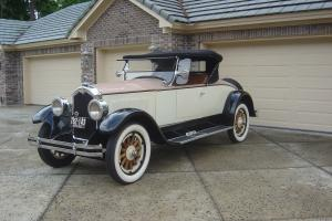 BUICK, Master Series, Country Club Roadster, NO RESERVE