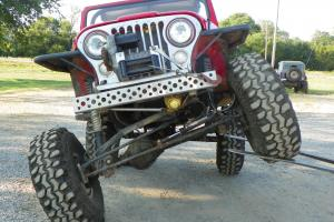 1985 CJ 7 Jeep Rock Crawler