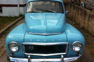 1960 Volvo PV 544 2 Door Fastback Van Restored