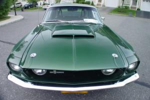 1967 Ford Mustang Shelby 350 GT