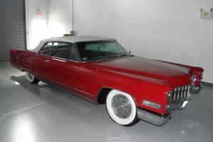 1966 Cadillac Eldorado Base Convertible 2-Door 7.0L