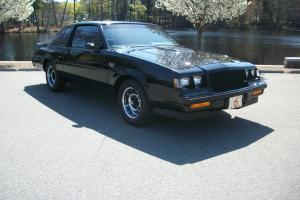 1987 Buick Regal Grand National Coupe 2-Door 3.8L