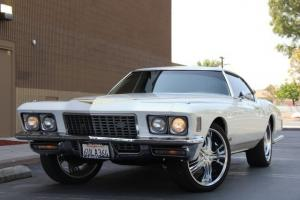1972 Buick Riviera Celebrity Owned!