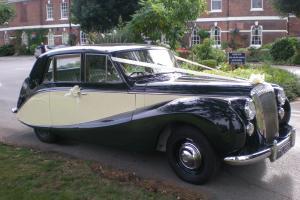 1954 DAIMLER EMPRESS 3 LITRE