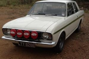 Ford Lotus Cortina Mk2  Photo