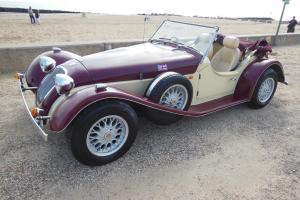 CLASSIC MORGAN STYLE MERLIN KIT CAR FORD BASED 2 LITRE PINTO  Photo
