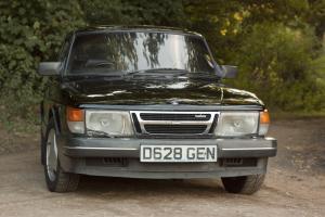 1986 Saab 900 T16S Turbo - Flat Nose  Photo