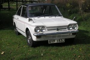 Sunbeam Stiletto, Classic Car 1971 Tax Exempt hillman imp singer chamois project