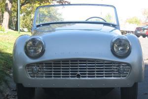 1959 Triumph TR-3a, Tr 2, Tr 4,Tr 5,Tr 6, MG , quality restoration to finish off
