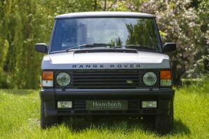 range rover classic  Photo