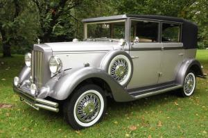 Regent Launderlette Wedding Car
