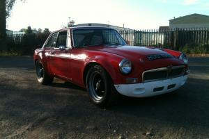 1971 MGB GT Coupe SEBRING conversion 12 months t