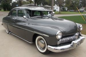 1949 MERCURY SEDAN SUICIDE 4 DOOR