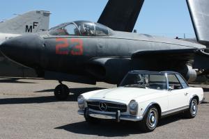 Original 43K-Mile Southern California 1967 230SL in Pristine Condition
