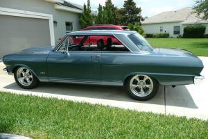 1963 Nova Resto Mod, Pro Touring, Pro Street 2 dr