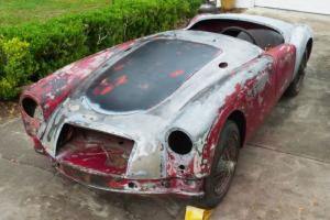 1959 MGA1600 Roadster Restoration Project. LHD