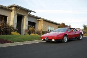 1988 Lotus Esprit Turbo Coupe with only 37k original miles