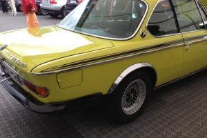 3,0 CSL ,1971 Carburetor model 1 of the 169  made. 3 owners. Photo